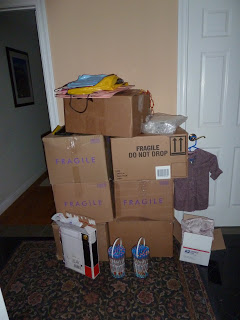 New donations are rolling in!