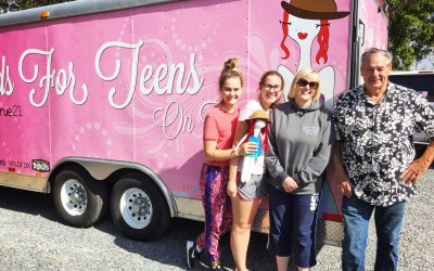 Threads for Teens Hits the Road