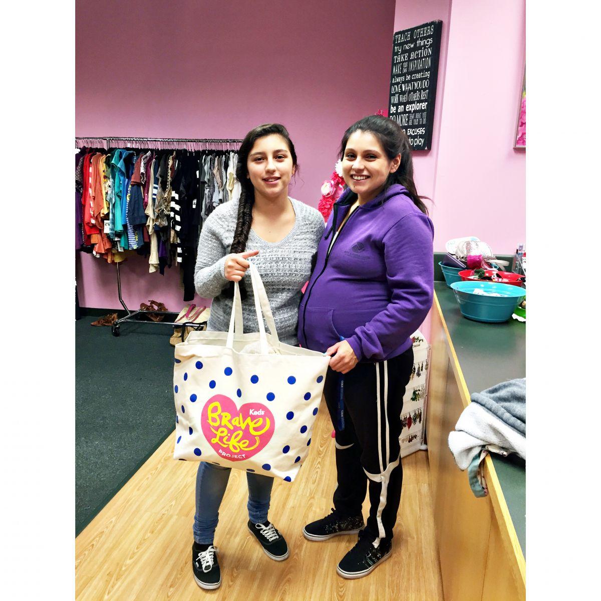 Santa Rosa Shoppers!