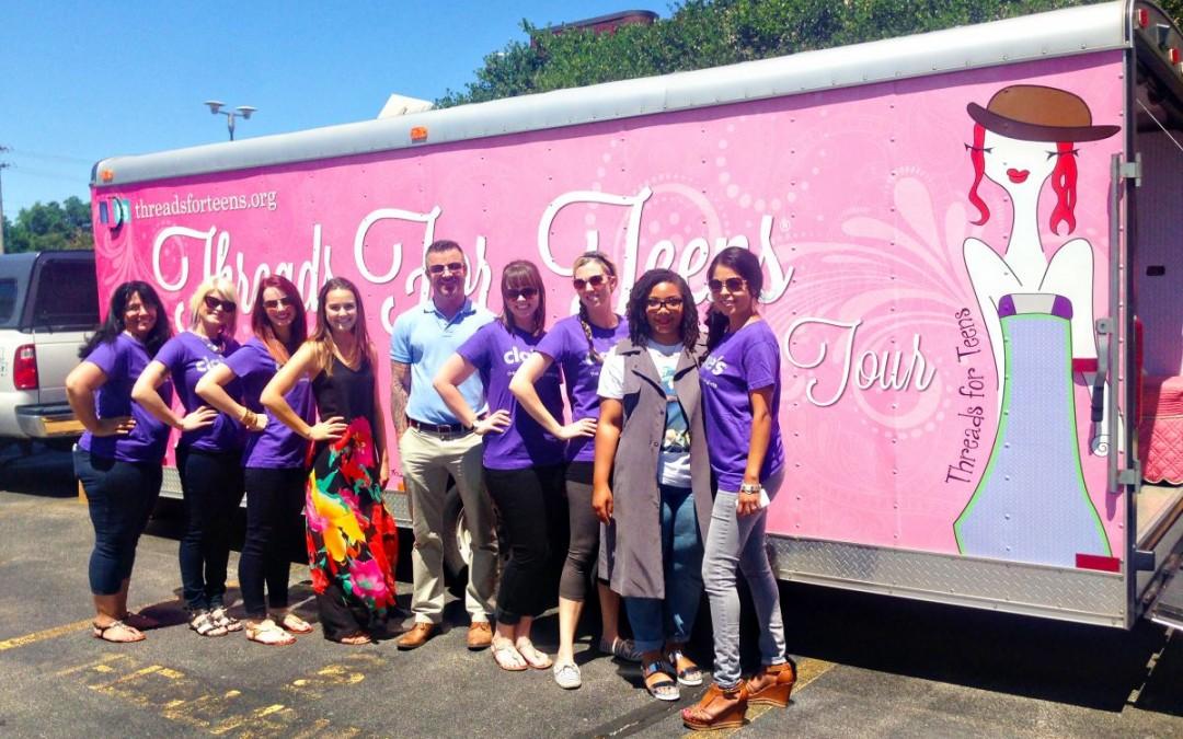 Tour Donor: Claire's Accessories