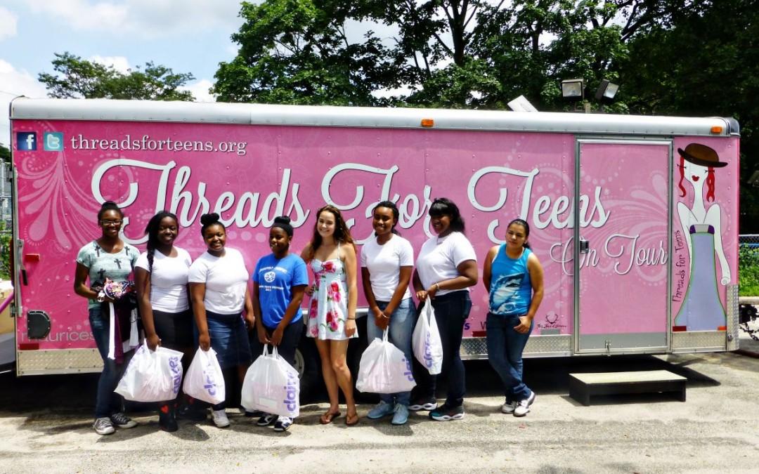 Threads for Teens Long Island: 2014
