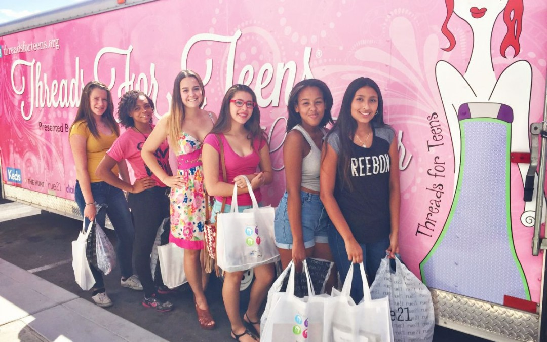 Threads for Teens in Las Vegas