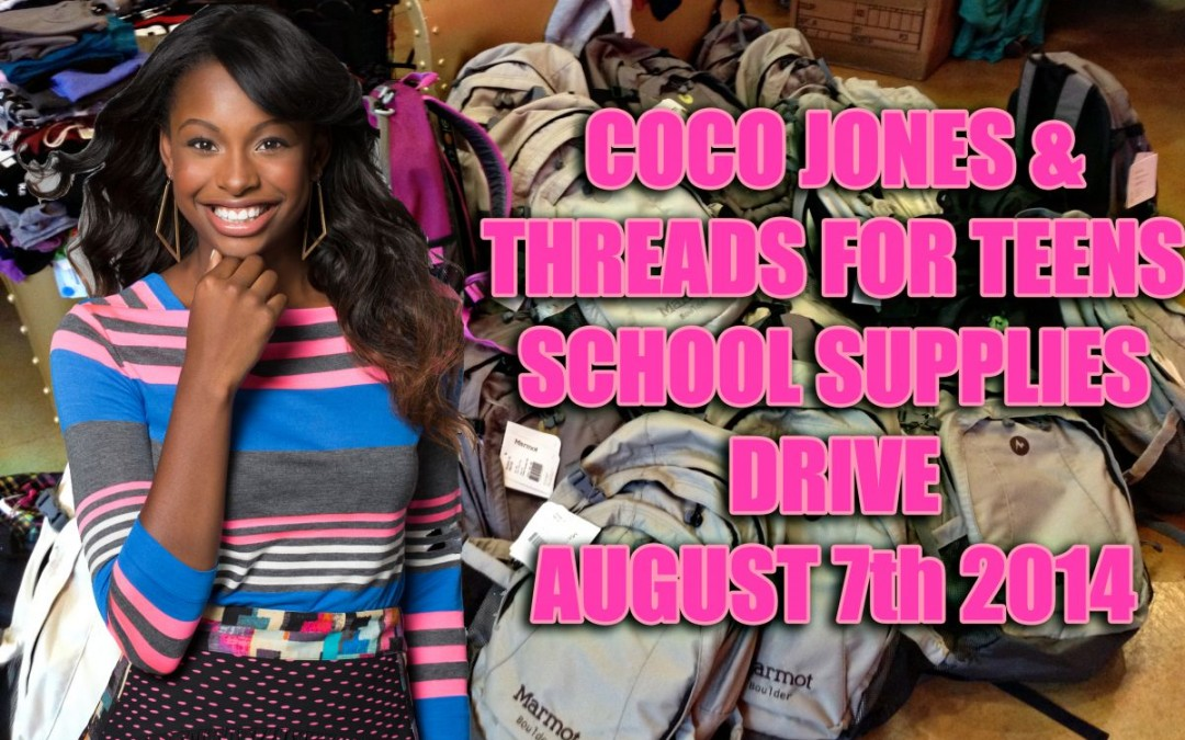 Threads for Teens and Coco Jones Team Up!