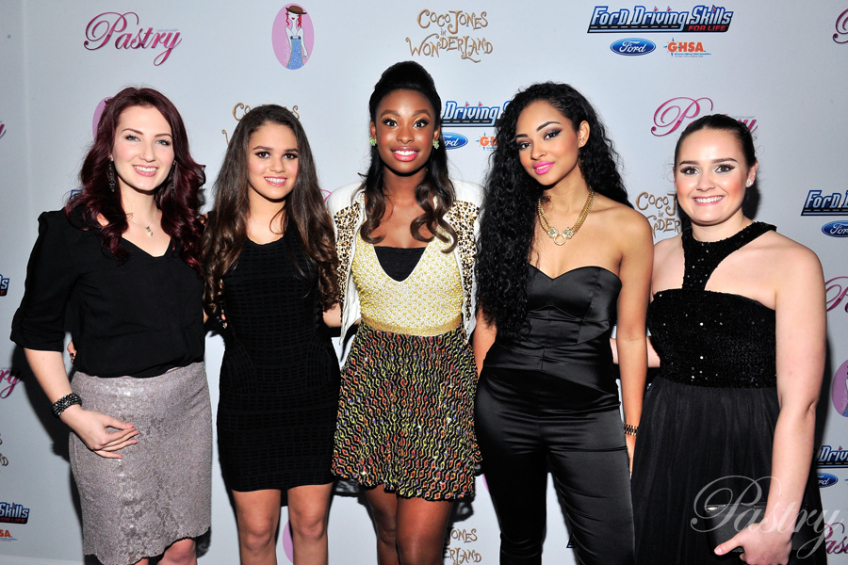 Threads for Teens, Pastry, and Coco Jones