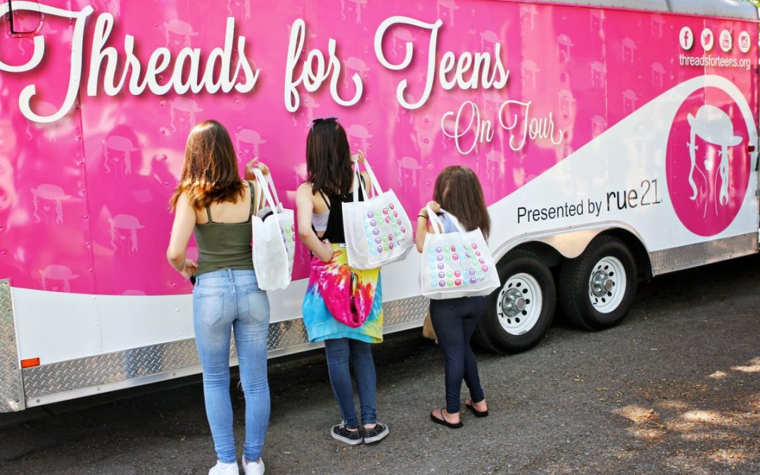 Threads for Teens on Tour 2016: Reno, NV